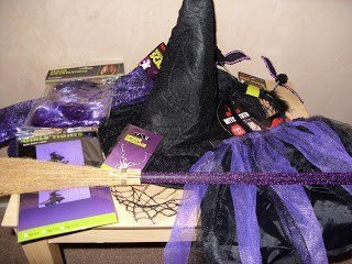 Halloween Treats from Poundland