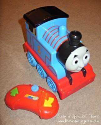 Steam 'n' Speed Radio Control Thomas