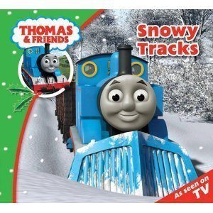 BOOKS: Thomas & Friends – Snowy Tracks
