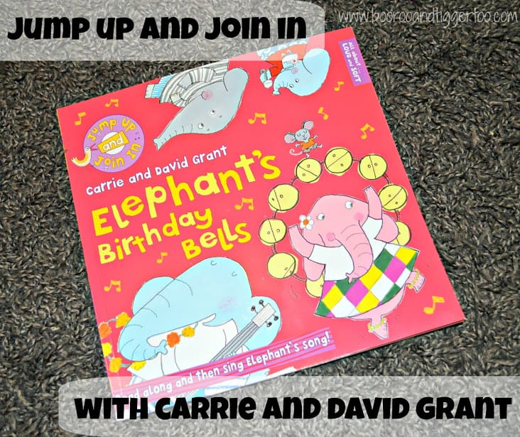 BOOK: Carrie and David Grant – Elephant's Birthday Bells