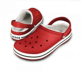Crocs Crocband Mammoth Red