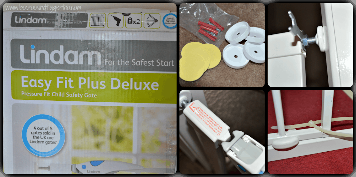 REVIEW: Lindam Easy Fit Plus Deluxe
