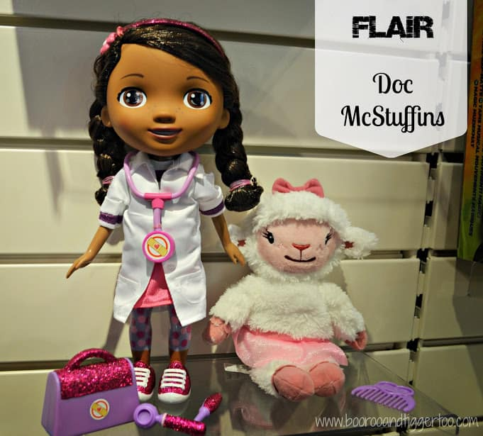 Christmas in July: Flair - Doc McStuffins