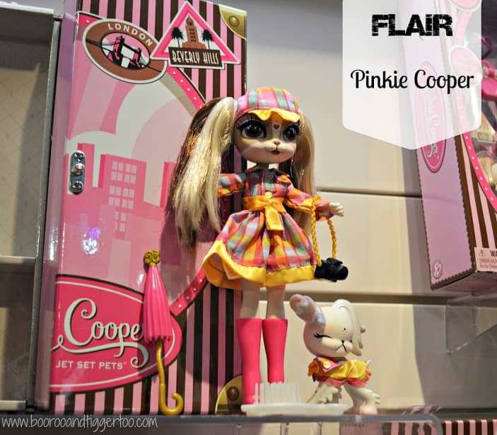 Christmas in July: Flair - Pinkie Cooper
