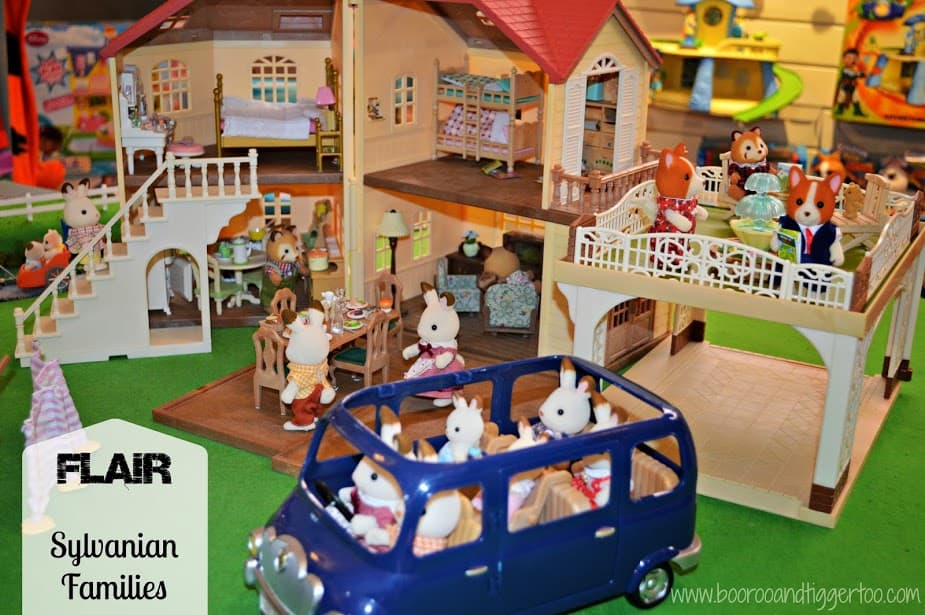 Christmas in July: Flair - Sylvanian Families
