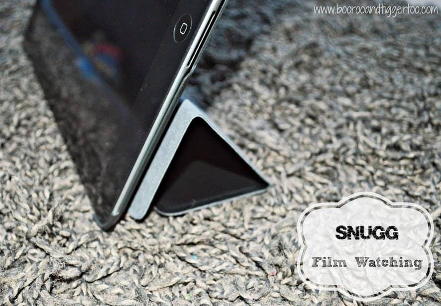 Snugg Ultra Thin iPad 3 Smart Case Vertical