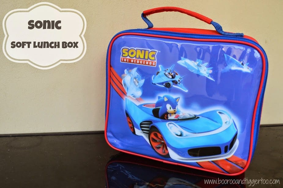 REVIEW: Back to School with Sonic the Hedgehog