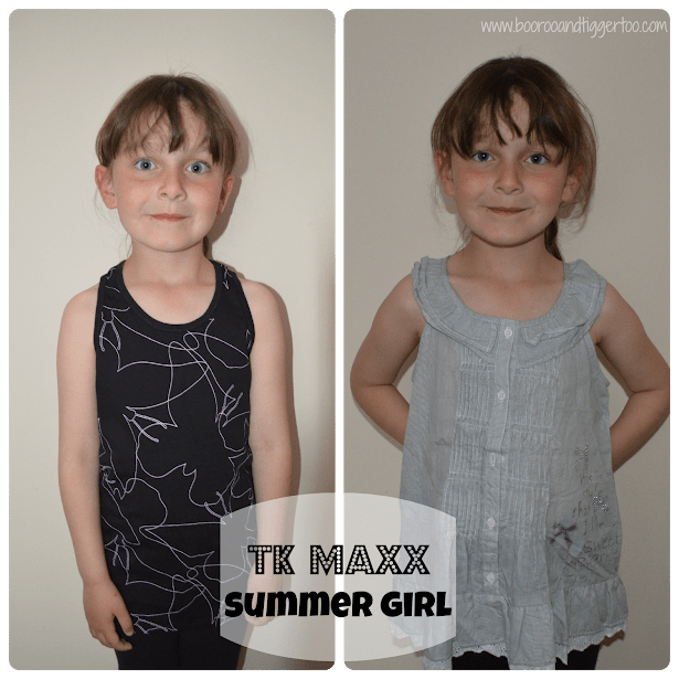 Boo Roo and Tigger Too: TK Maxx Children's Clothing Review