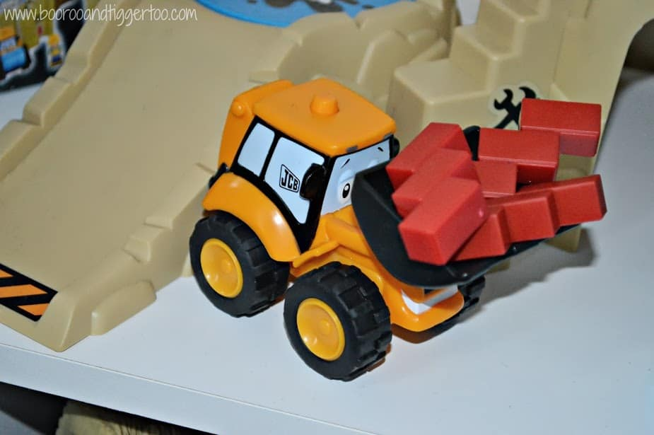 JCB On Site Charlie Crane Playset