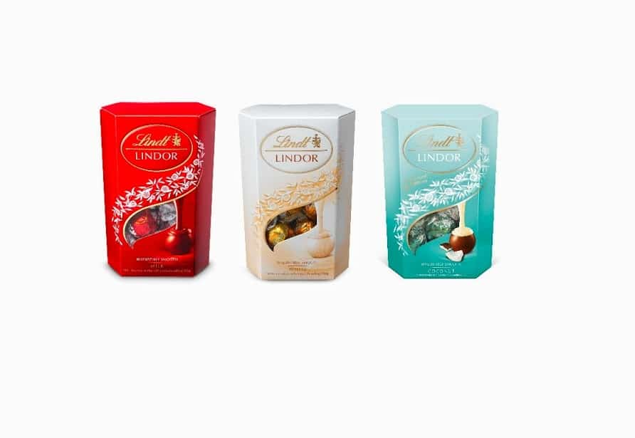 Lindt Lindor Chocolate Selection