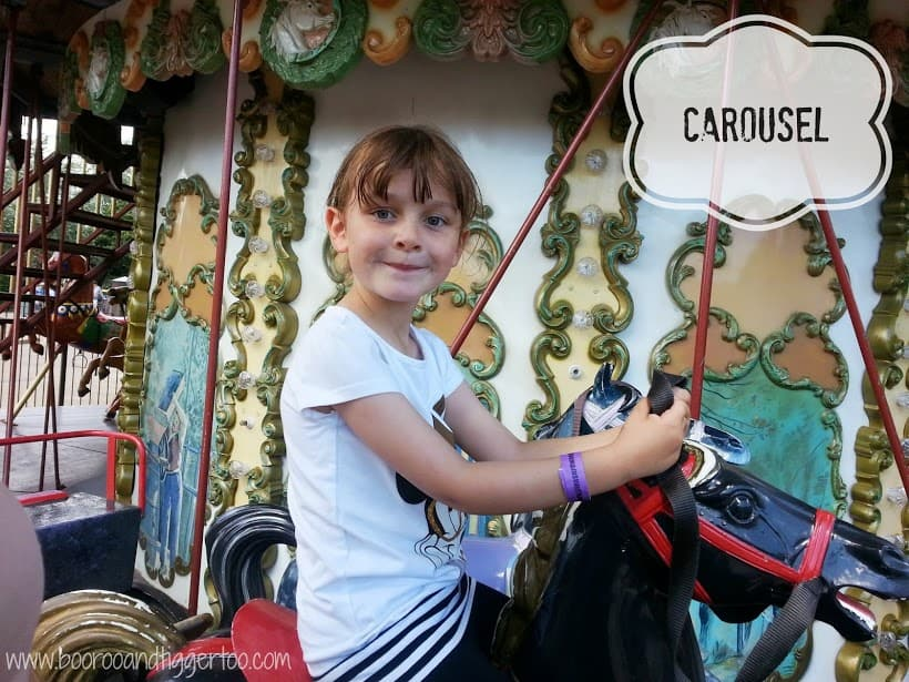 Carousel - Pleasurewood Hills, Lowestoft