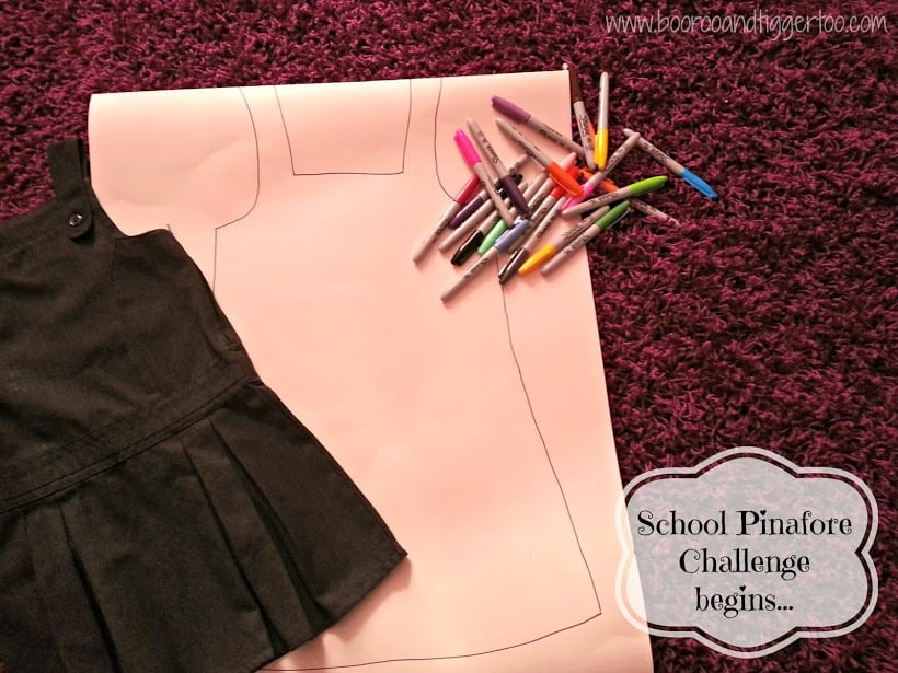 School Uniform – How would your child design it?