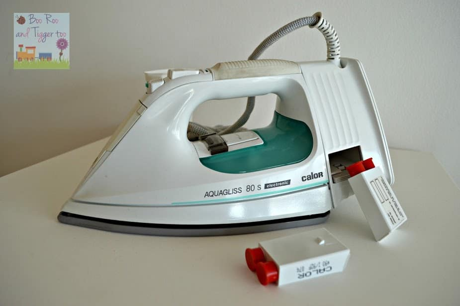 Tefal Calor Super Gliss Iron - 1986