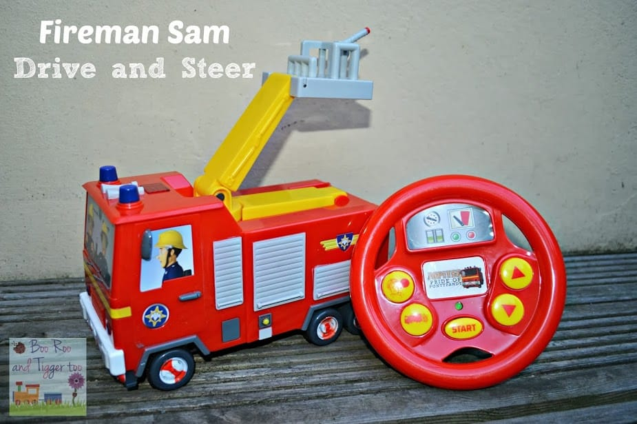 Fireman Sam Drive & Steer