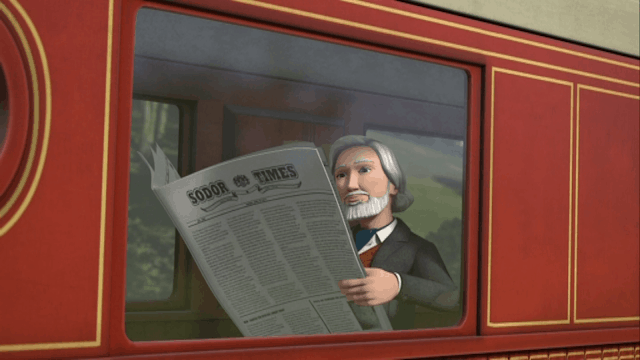 FILM: Thomas & Friends – King of the Railway