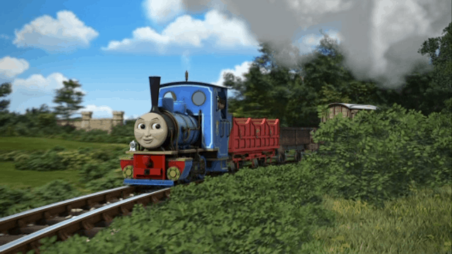 King of the Railway - Millie
