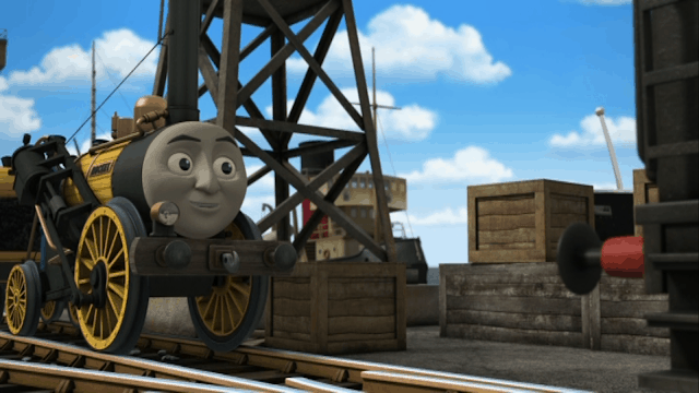 King of the Railway - Stephen