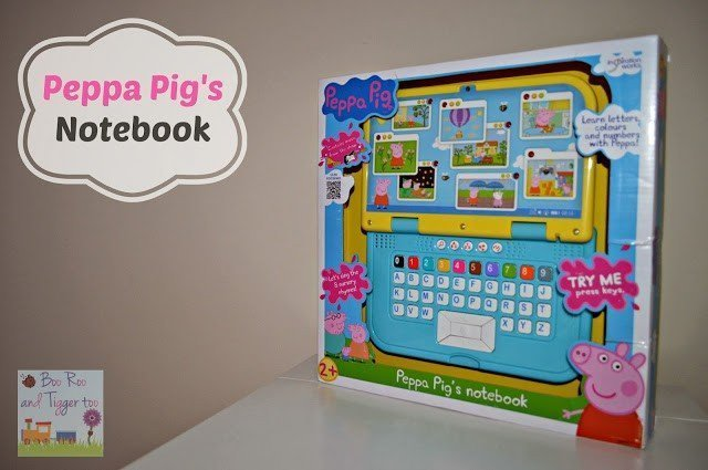 Peppa Pig's Notebook