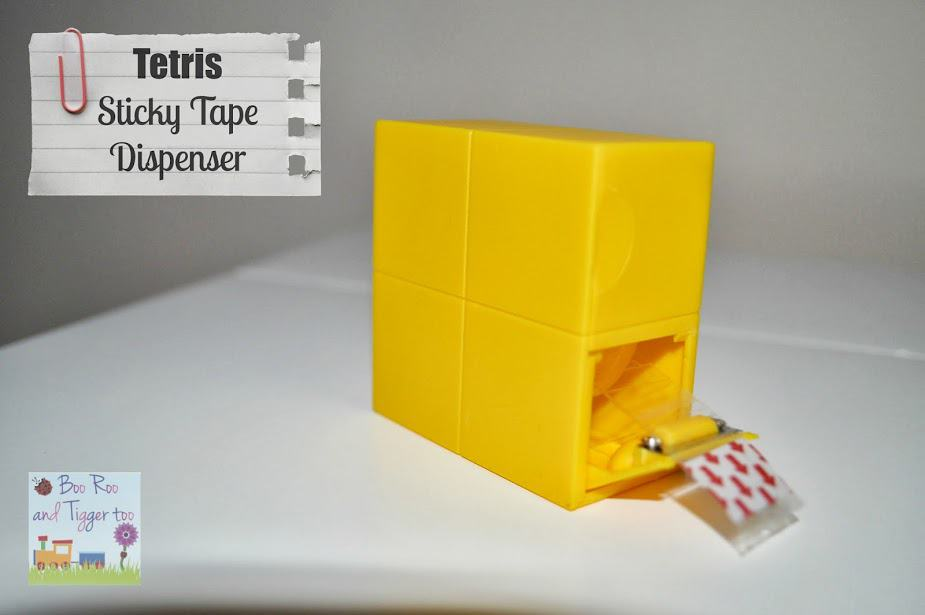Tetris - Sticky Tape Dispenser