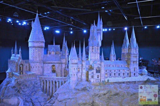 Warner Bros. Studio Tour - Hogwarts Castle