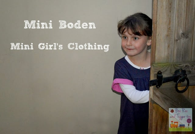 Mini Boden Mini Girls Clothing