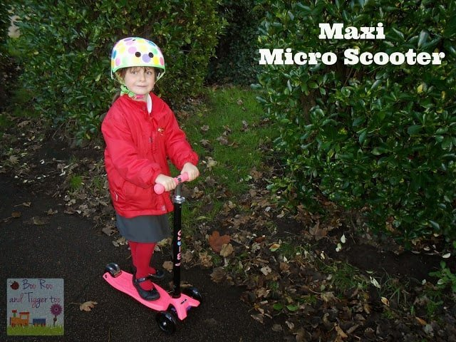 REVIEW: Maxi Micro Scooter
