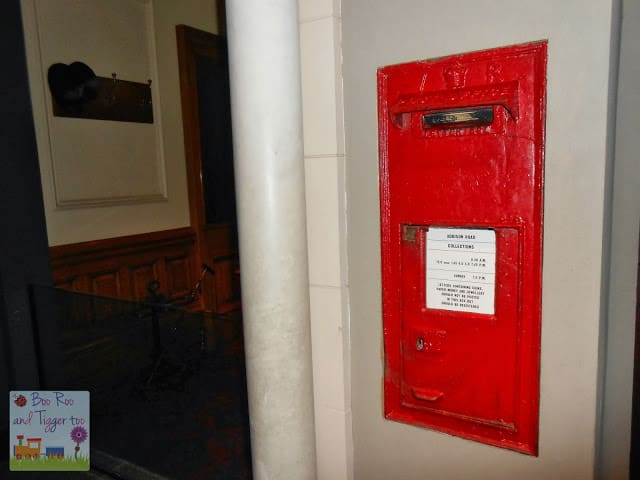 Museum of London - Post Box