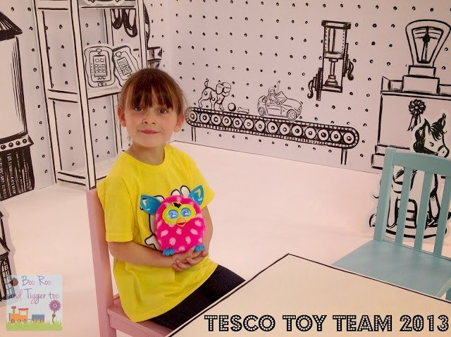 Boo Roo and Tigger Too: Tesco Toy Team 2013