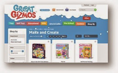 Great Gizmos celebrates new kids gifts website with 10% off voucher