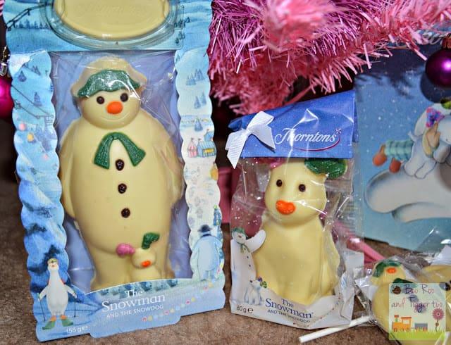 Thorntons - The Snowman™ & The Snowdog Christmas Bundle