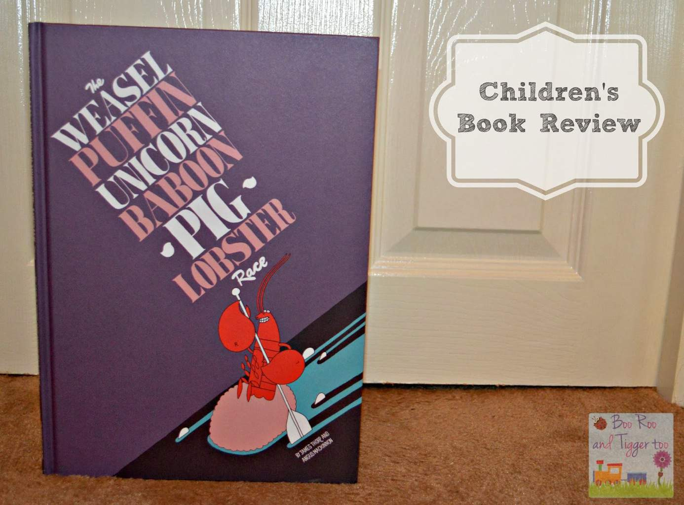 The Weasel Puffin Unicorn Baboon Pig Lobster Race Book Review