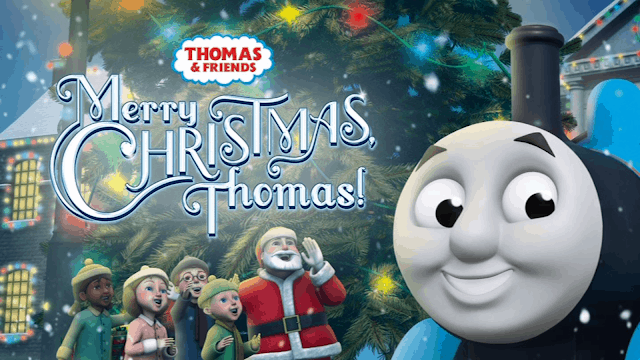 Thomas & Friends - Merry Christmas Thomas!