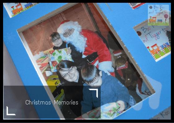 HP Christmas Advent Challenge - Christmas Memories