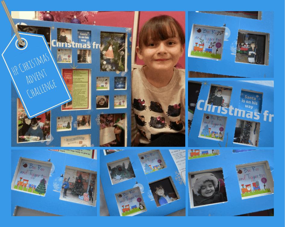 HP Christmas Advent Challenge