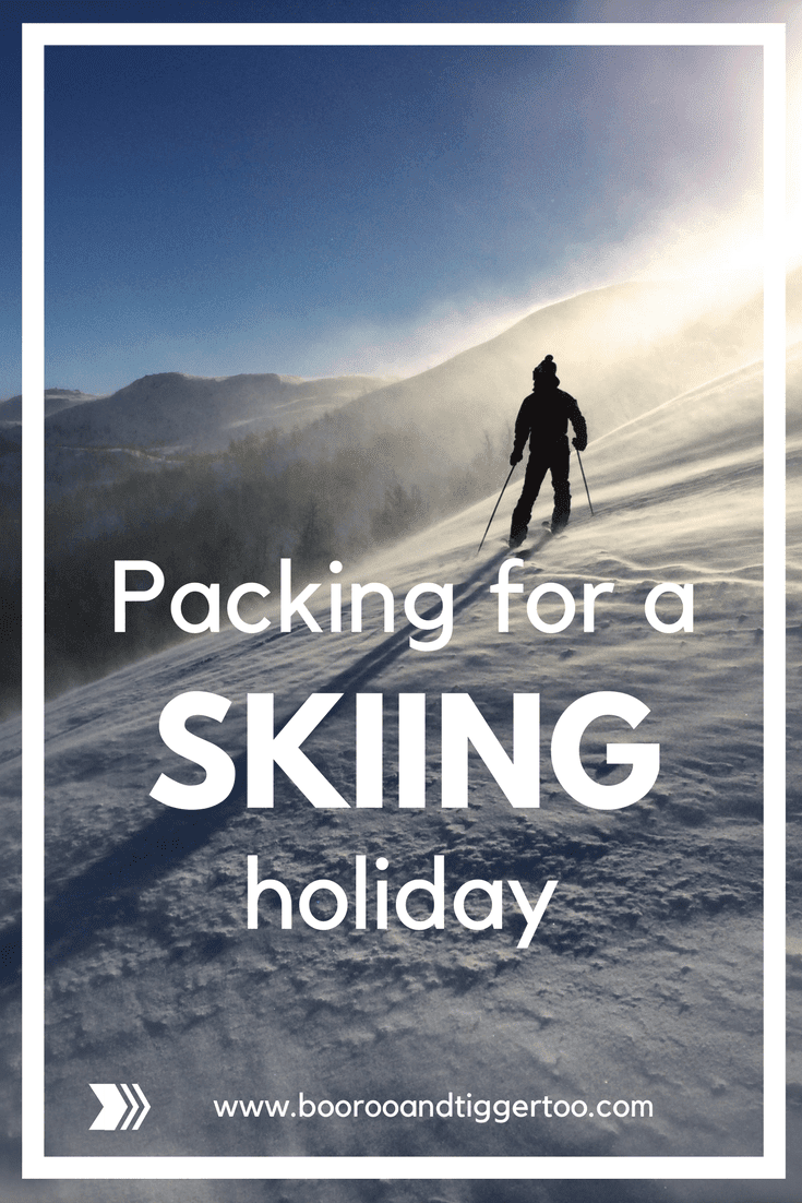 Packing for a Skiing Holiday