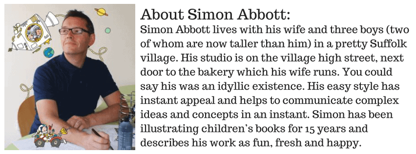 About Simon Abbott