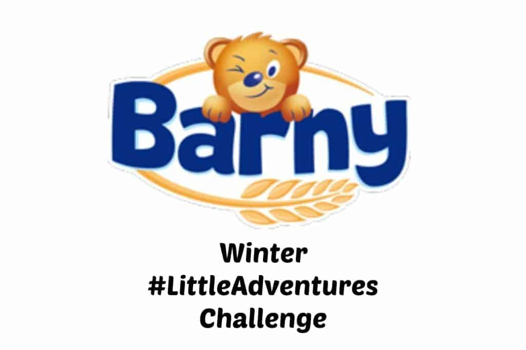 Barny Winter #LittleAdventures Challenge