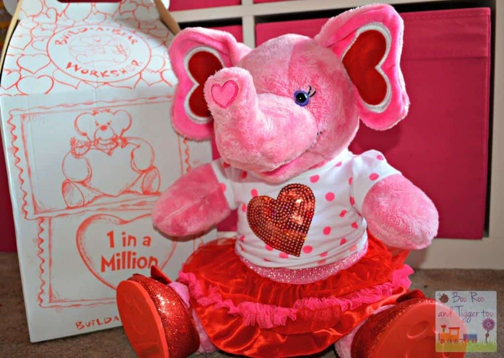 Build-A-Bear - Tons of Love Elephant