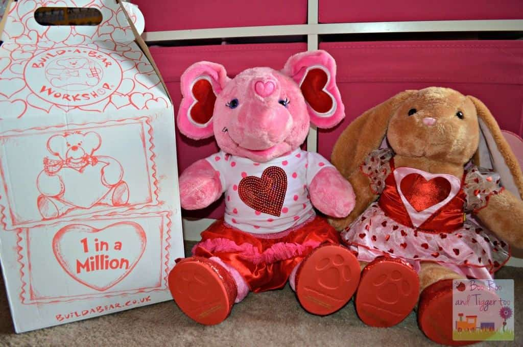 Build-A-Bear - Valentines Day