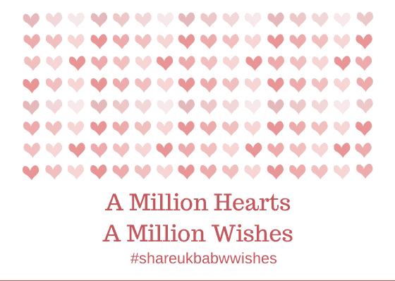Build-A-Bear A Million Hearts A Million Wishes