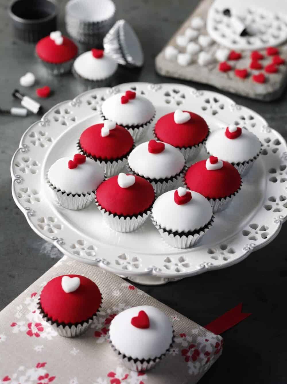 Cupid Cupcakes Recipe