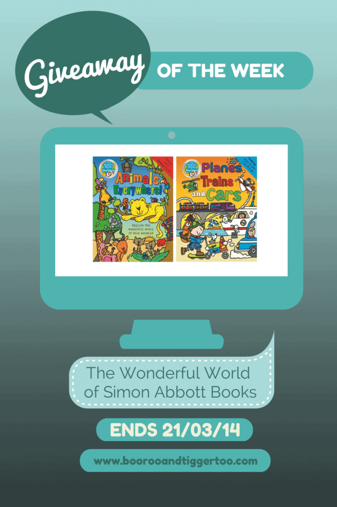 Giveaway - The Wonderful World of Simon Abbott