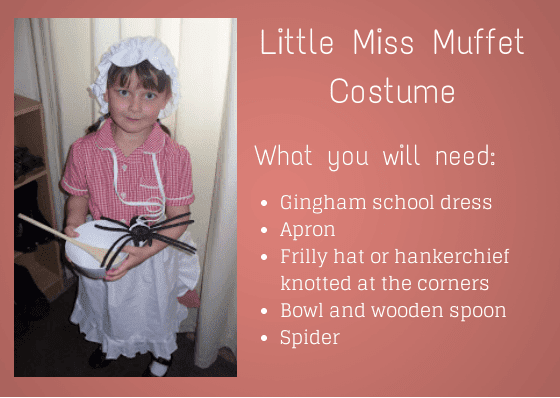 Little Miss Muffet Costume