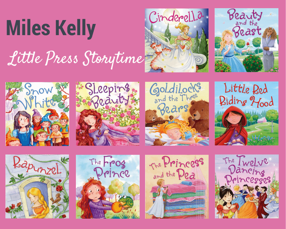 Miles Kelly - Little Press Storytime