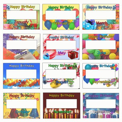 Pencil Street Birthday