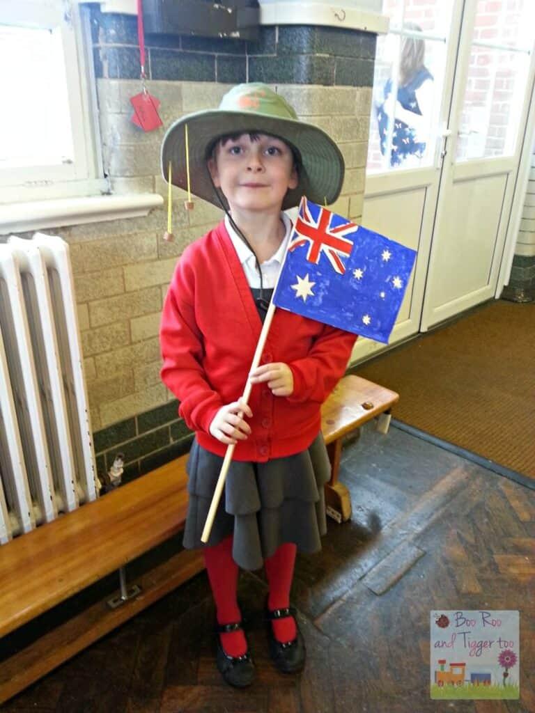 Roo - Australia Assembly Flag