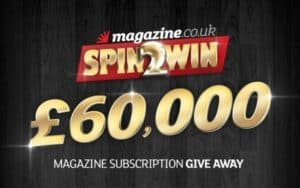 Spin2Win - Magazine.co.uk