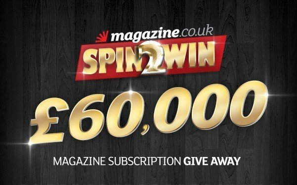Spin2Win - Magazine.co.uk