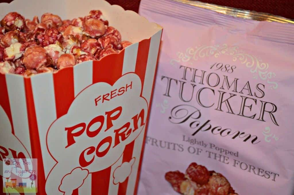 Thomas Tucker Gourmet Popcorn - Fruits of the Forest