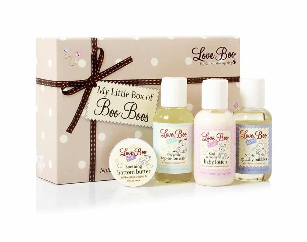 Love Boo - My Little Box of Boo Boos